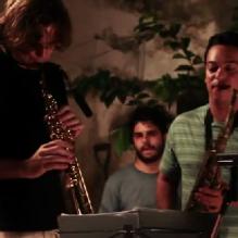 Jazz lá em Casa Parte 03 - Shows - TDM - 22/08/2011
