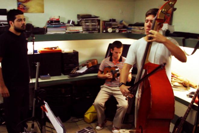 Banda Rua em Casa - Ensaio - TDM - 19/05/2012