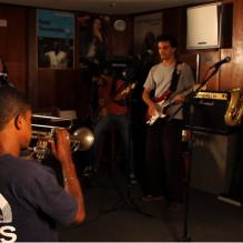 Bantus Reggae | Ensaio - TDM - 09/06/2012