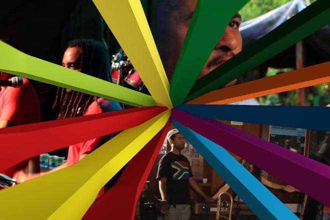 TDM | Bongar - Bantus Reggae - Maureliano - 09/06/2012