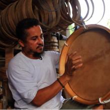 Mestre Maureliano | Mundo Música - TDM - 09/06/2012