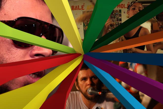 TDM | Nação Zumbi - Otto - Cena Peixinhos - 16/06/2012