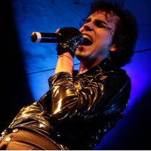 Show | Johnny Hooker - TDM - 07/07/2012