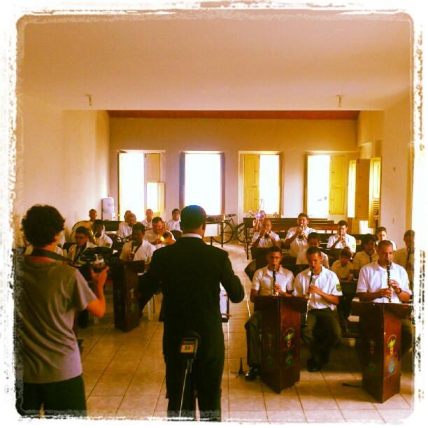 Mundo Música | Sociedade Musical Curica - TDM - 04/08/2012