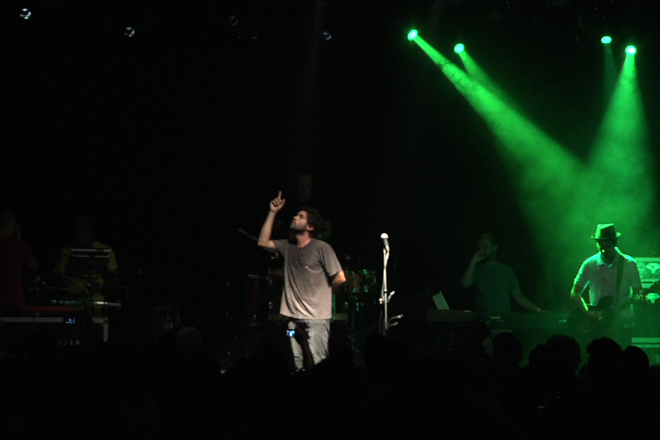 Lira - Show - TDM - 11/08/2012