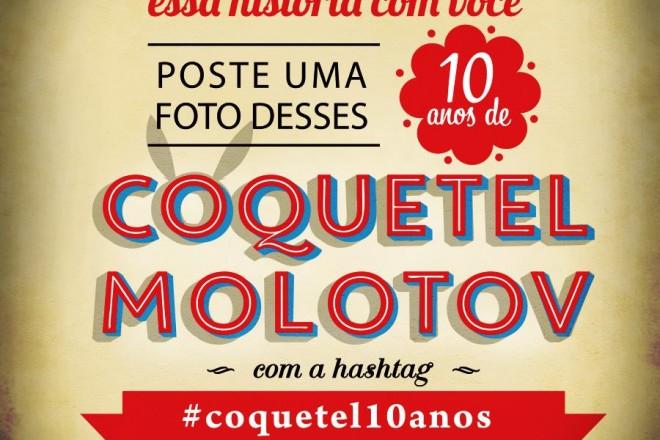 10 anos de Coquetel Molotov
