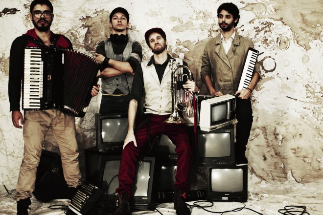 Coutto Orchestra lança disco na web