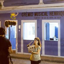 Grêmio Henrique Dias. / Foto: Teresa Quesado