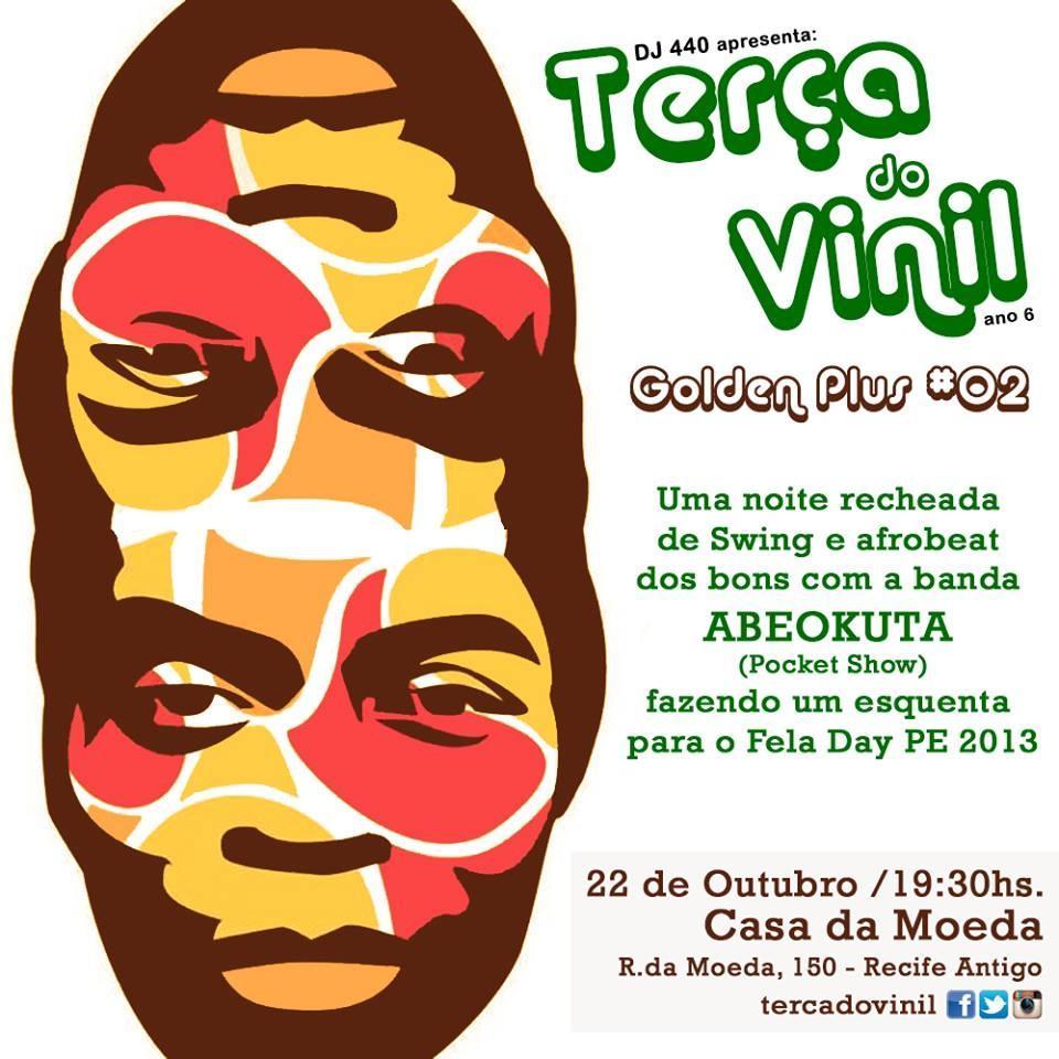 Terça do Vinil no Recife Antigo