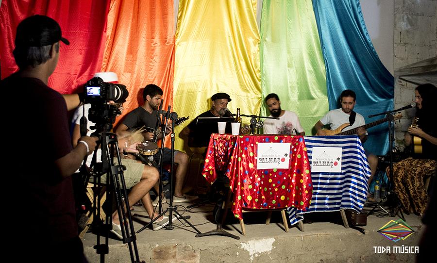 Batucada Real no Toda Música. / Foto: Teresa Quesado