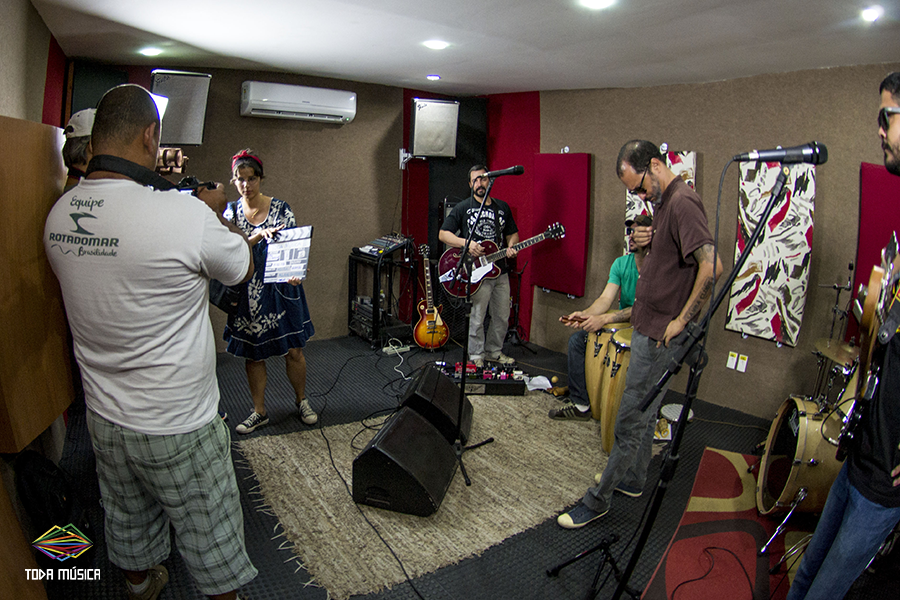 Bonsucesso Samba Clube no Toda Música. / Foto: Teresa Quesado