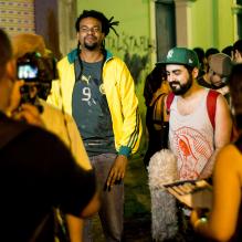 Digital Dubs (RJ) no Festival Dosol (RN). / Foto: Teresa Quesado