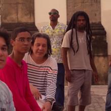 Rhudia lança disco novo no Recife. / Foto: Divulgação